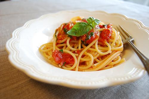 "Alt=""San Marzano tomato pasta sauce"""