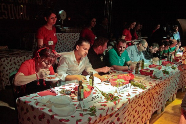 "Alt=""Chilli eating competition"""