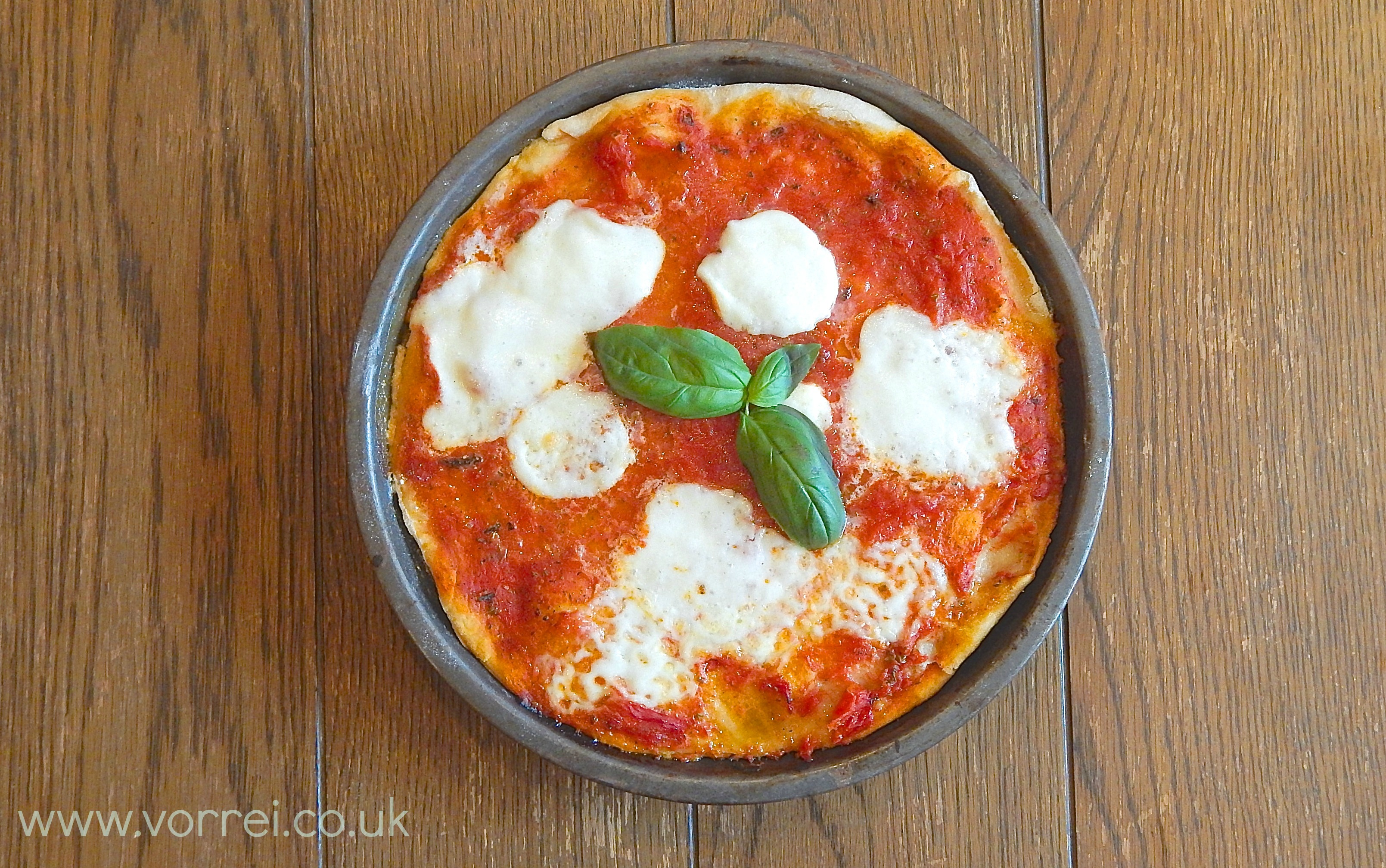"""Alt=""""Vorrei Italian PIzza Margherita"""""""