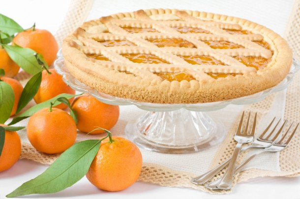 "Alt=""clementine marmalade tart"""