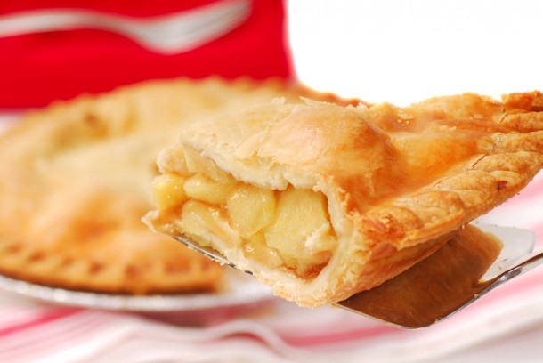 "Alt=""vorrei italian apple pie with bergamot"""