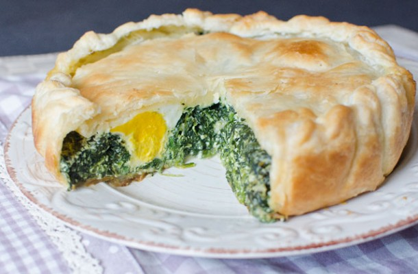 "Alt=""Vorrei Italian Easter tart"""