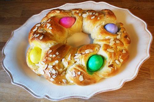 """Alt=Vorrei Italian Easter Bread"""""""