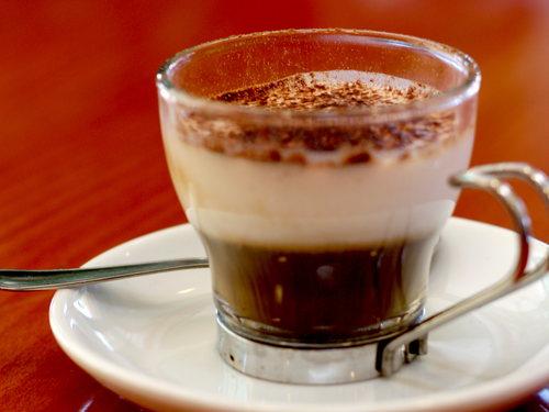 """Alt=""""vorrei italian marocchino coffee"""""""