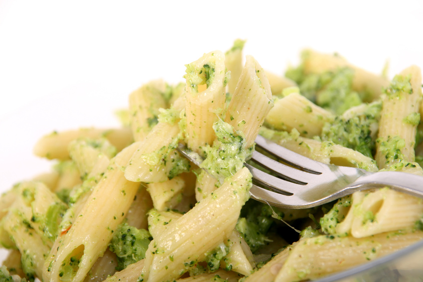 Watch Pasta with Broccoli and Anchovies Recipe video