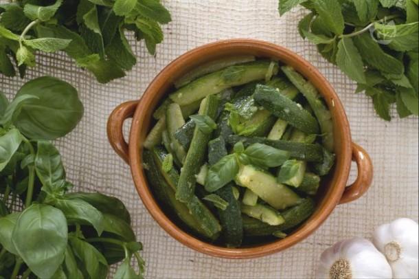 "Alt=""vorrei italian courgette salad"""