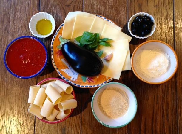 """Alt=""""vorrei italian ingredients for parmigiana"""""""