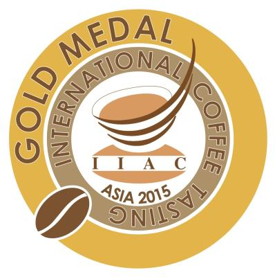 "Alt=""vorrei italian caffe haiti gold medal award"""