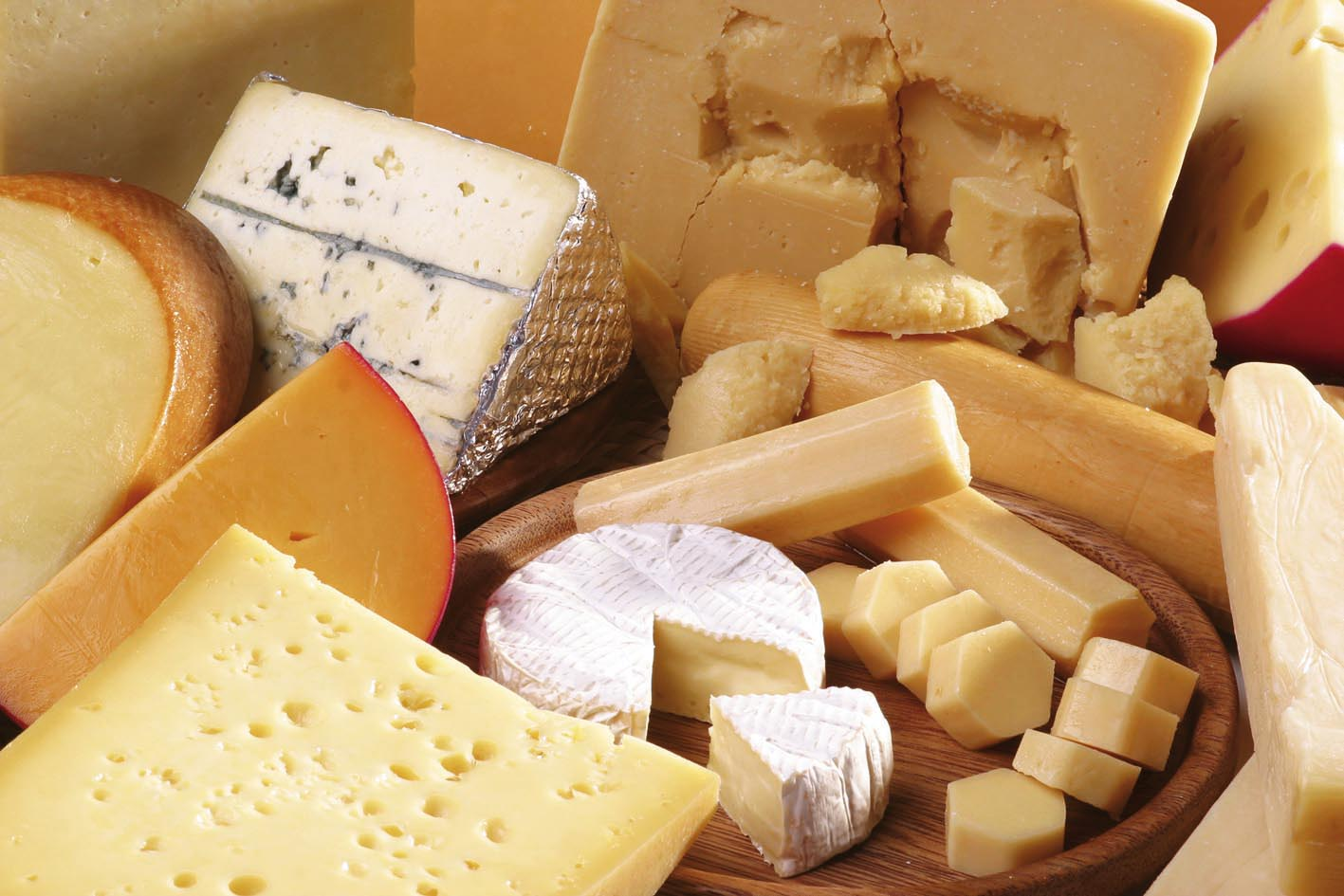 famous cheeses