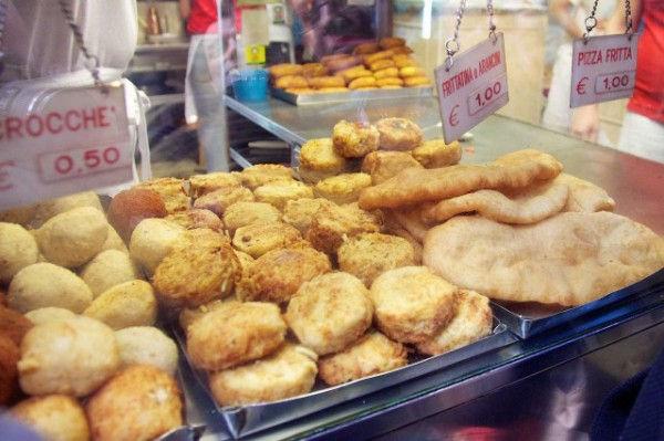 "Alt=""vorrei italian naples street food frittura mista"""