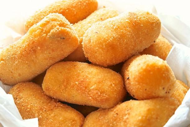 """Alt=""""vorrei italian potato croquettes"""""""