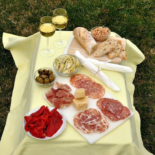 """Alt=Vorrei italian picnic"""""""
