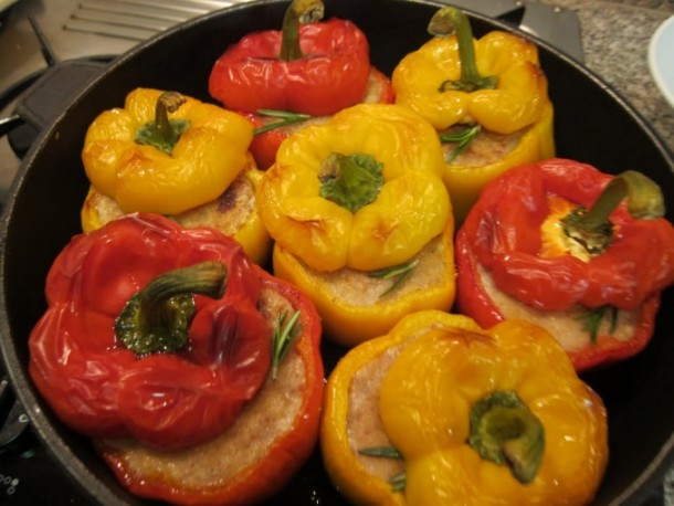 "Alt=""vorrei italian summertime pepper recipes"""