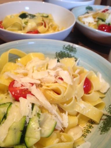 """Alt=""""vorrei italian italia courgette carpaccio summer recipe"""""""