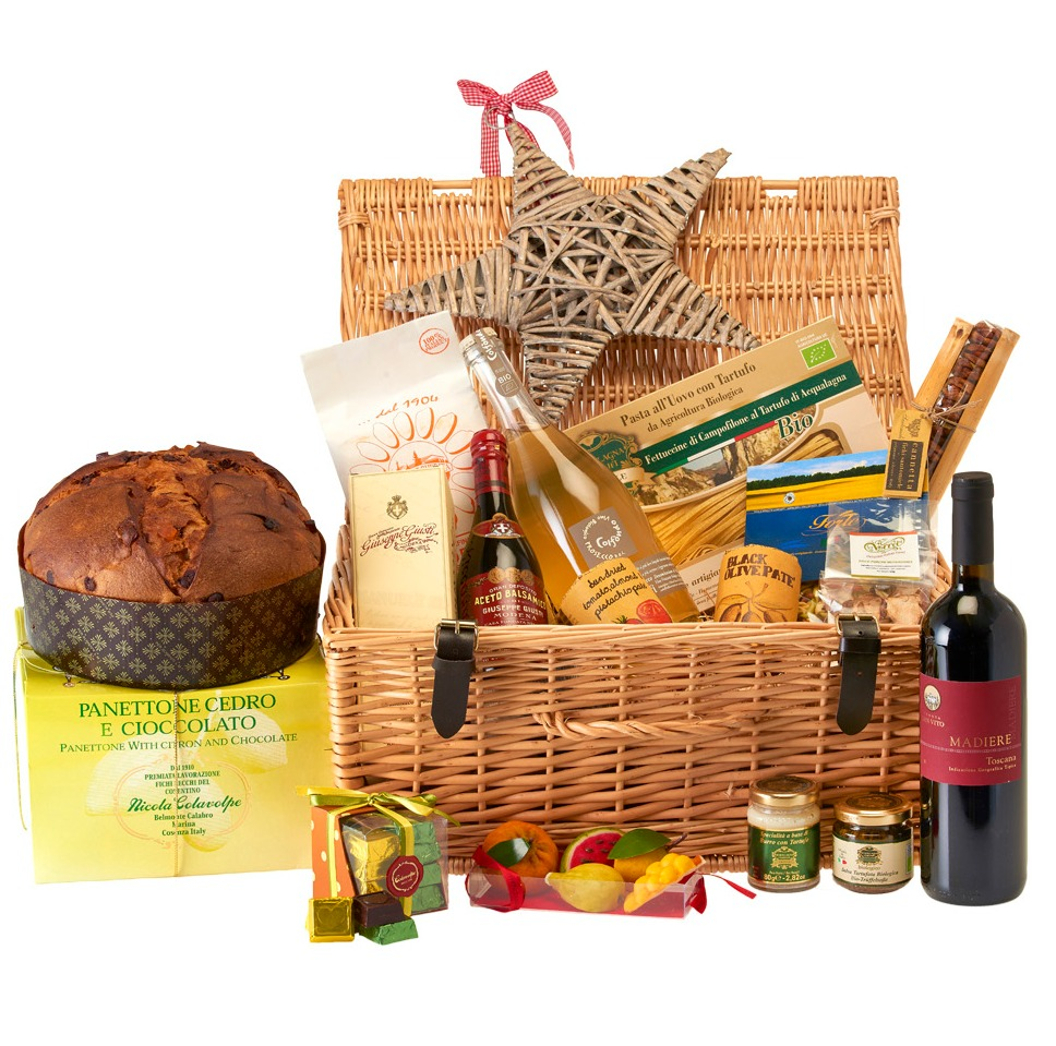 Our Favourite Boozy Christmas Hampers Vorrei Delicious