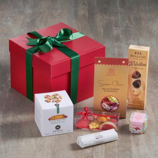 Vorrei Italian Hampers Sweet treats gift box