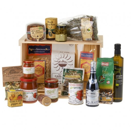 "Alt=""vorrei italian christmas hamper ideas"""