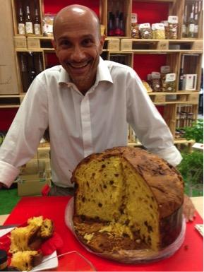 evvivo-panettone italian easter cake