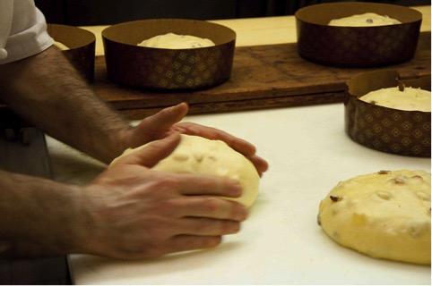 panettone-making