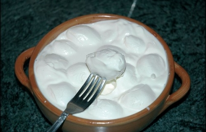 """Alt='Vorrei italian Calabrian food mozzarella in cream"""""""