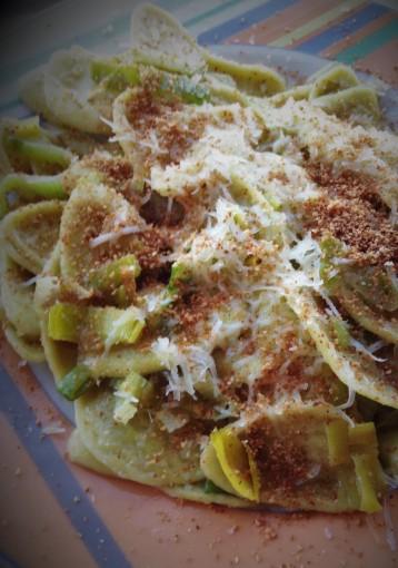 "Alt=vorrei italian artichoke leaf pasta"""