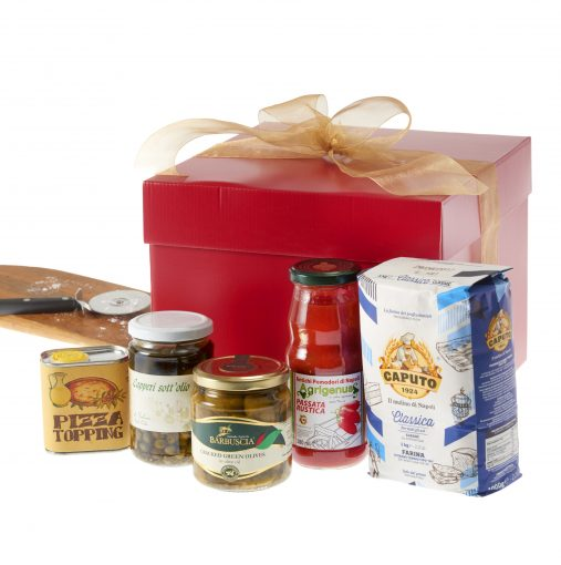 italian pizza hamper
