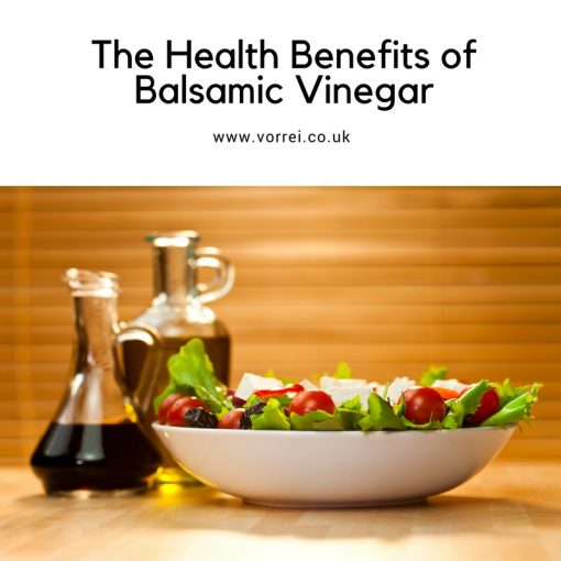 balsamic vinegar health benefits