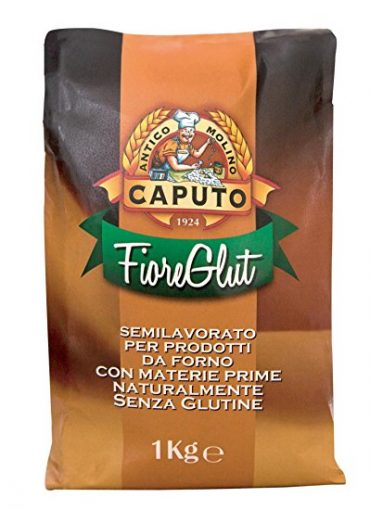 caputo flour gluten free