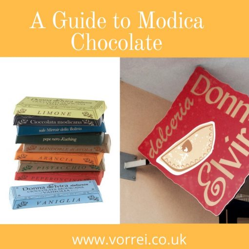 modica chocolate