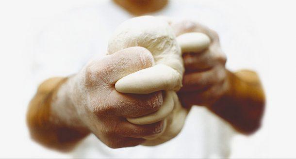"""Alt=""""vorrei italian caputo flour dough"""""""