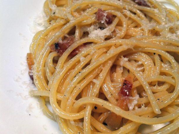 """Alt=""""vorrei italian gricia roman pasta dishes"""""""