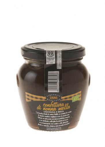 """alt=""""vorrei' italian liquorice jam"""""""
