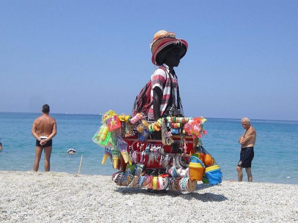 """Alt=""""vorrei italian beach etiquette"""""""