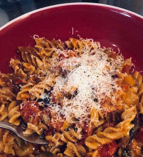 """Alt=""""vorrei italian pasta bake"""""""