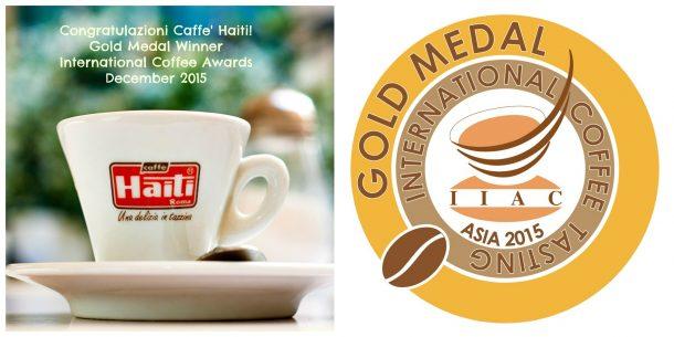 cup of caffe haiti italian organic fair trade espresso coffee