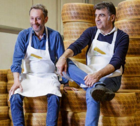 Gran Kinara vegetarian parmesan cheese producers